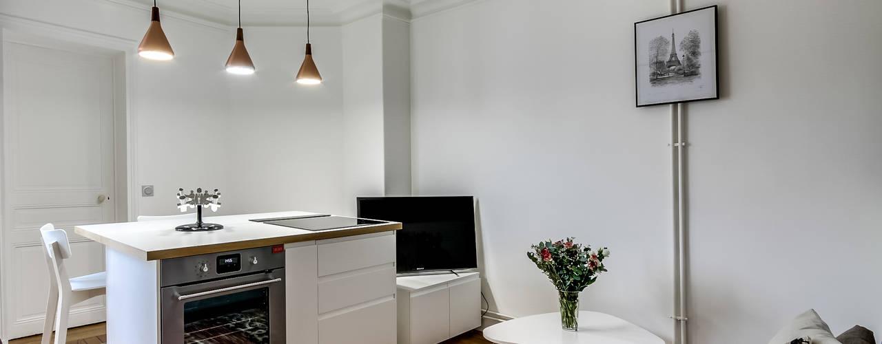 Кухни в . Автор – Transition Interior Design