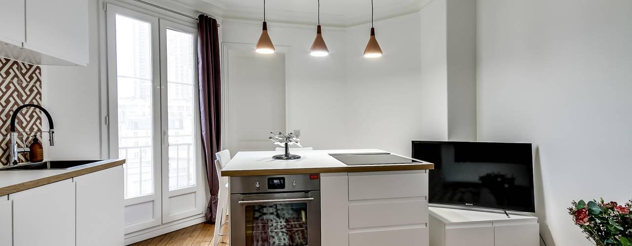 Cozinhas  por Transition Interior Design