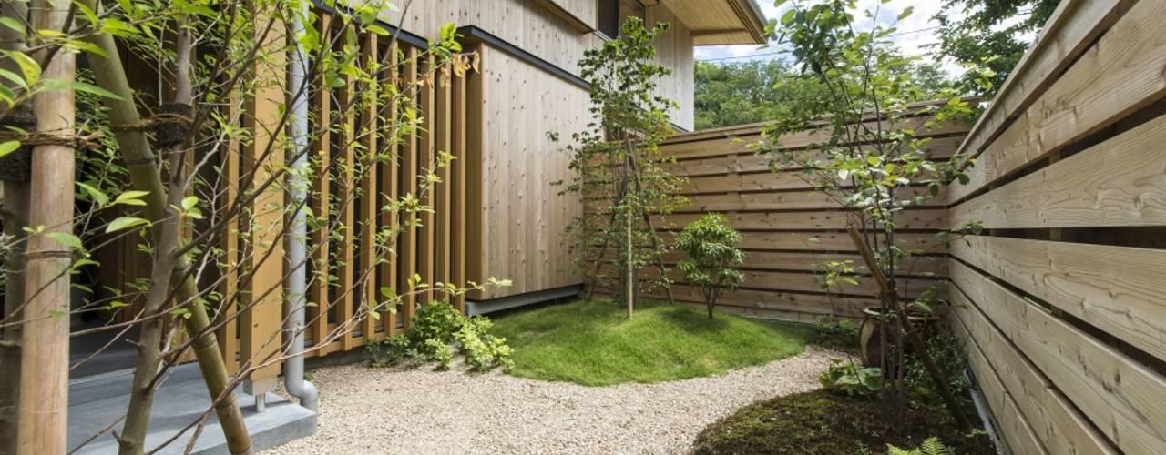庭院 by AMI ENVIRONMENT DESIGN/アミ環境デザイン