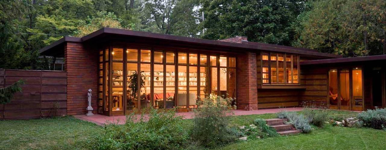 Rumah Gaya Country Oleh Arquitecto Sergio Capua Country