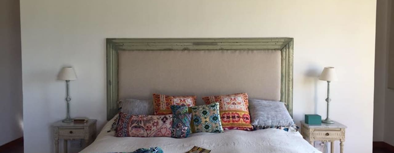 Modern style bedroom by CLC Arquitectura & Diseño de Interiores Modern