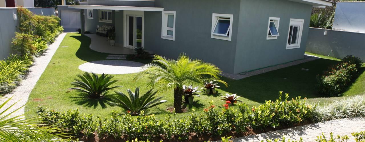 Casas de estilo moderno de Vettori Arquitetura Moderno