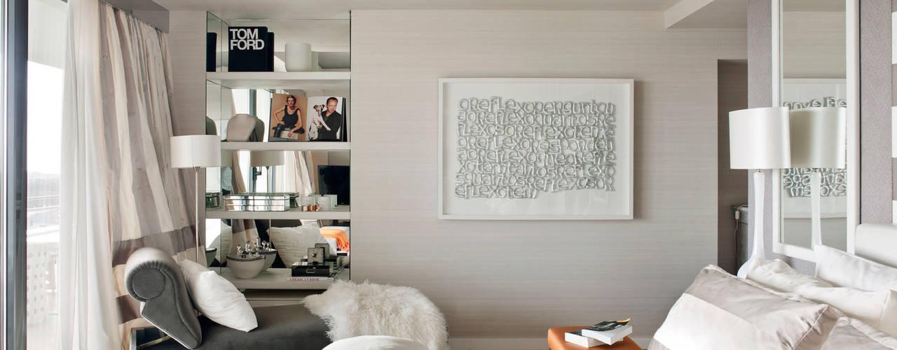 Спальня в стиле модерн от SA&V - SAARANHA&VASCONCELOS Модерн