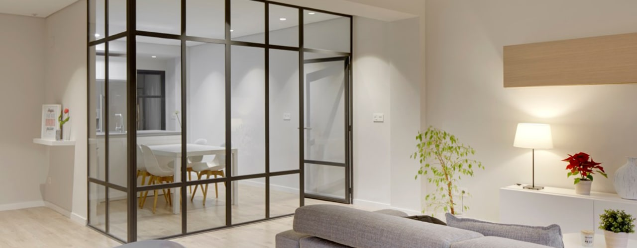 Modern kitchen by Etxe&Co Modern
