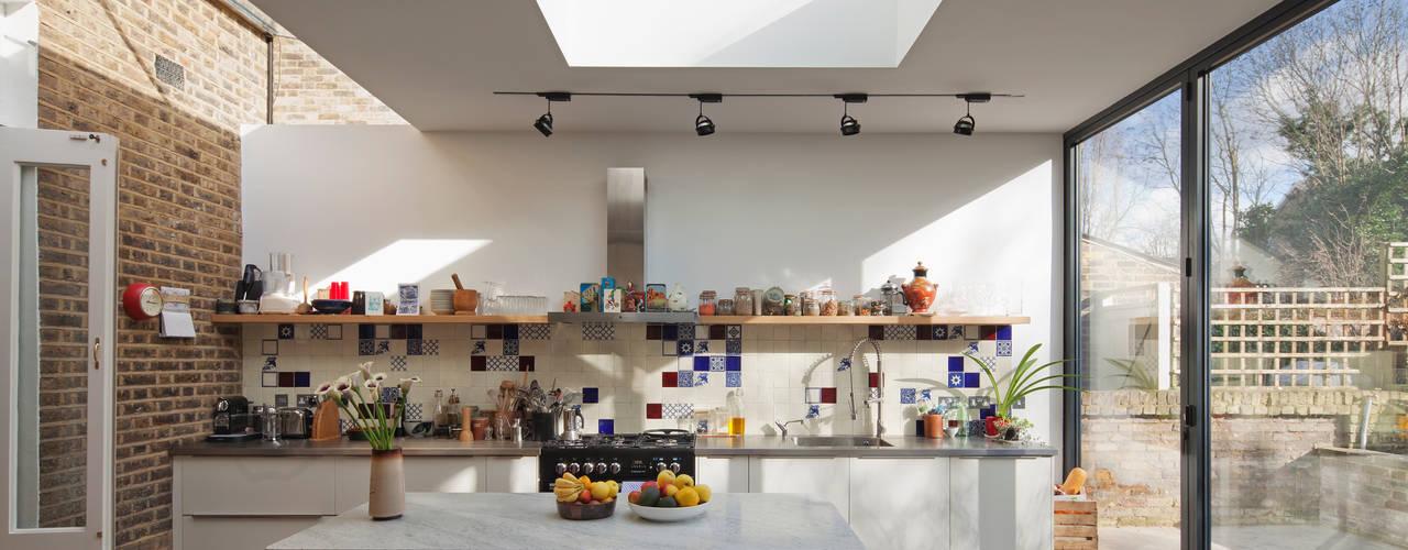 House Extension in Brockley: Cozinhas  por FORA - Fagulha Oliveira Ruivo