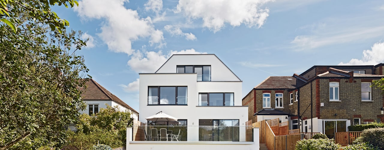 Baufritz (UK) Ltd.が手掛けた家