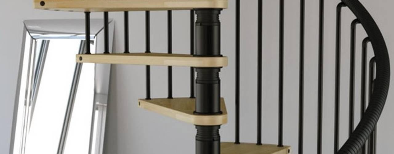 Escaleras de caracol de RINTAL Moderno