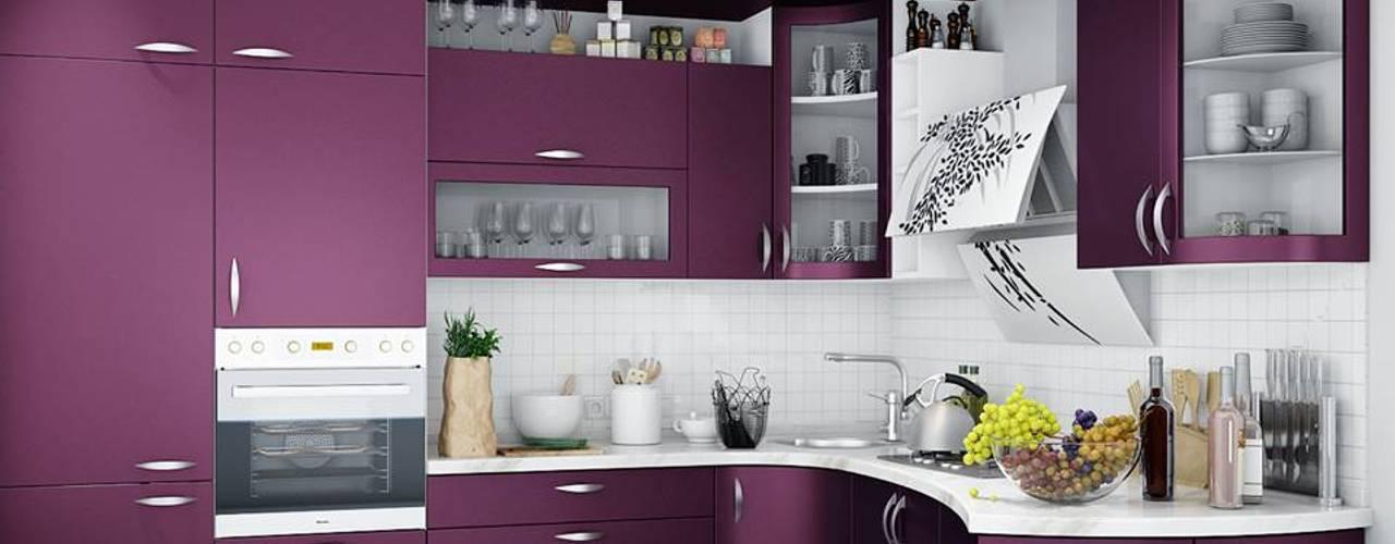Kitchen Designs: modern Kitchen by I Nova Infra
