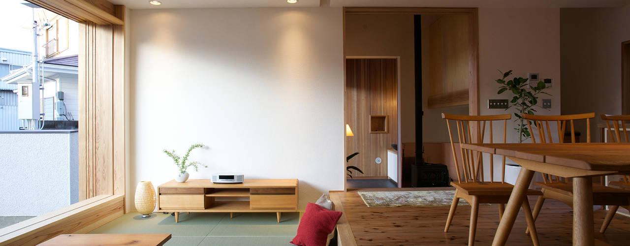 辻健二郎建築設計事務所 Living room