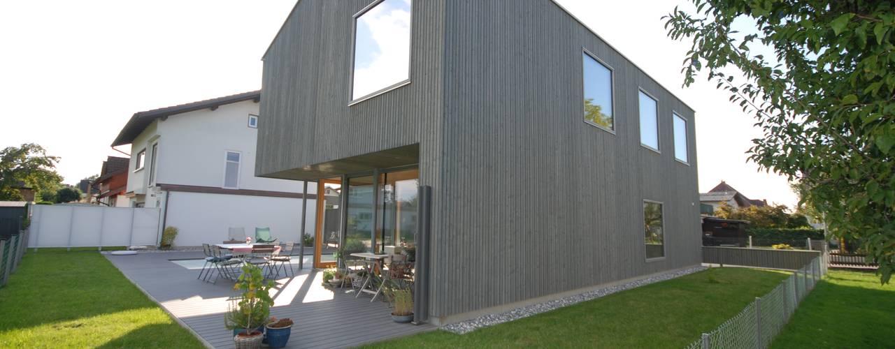 Maisons de style  par schroetter-lenzi Architekten