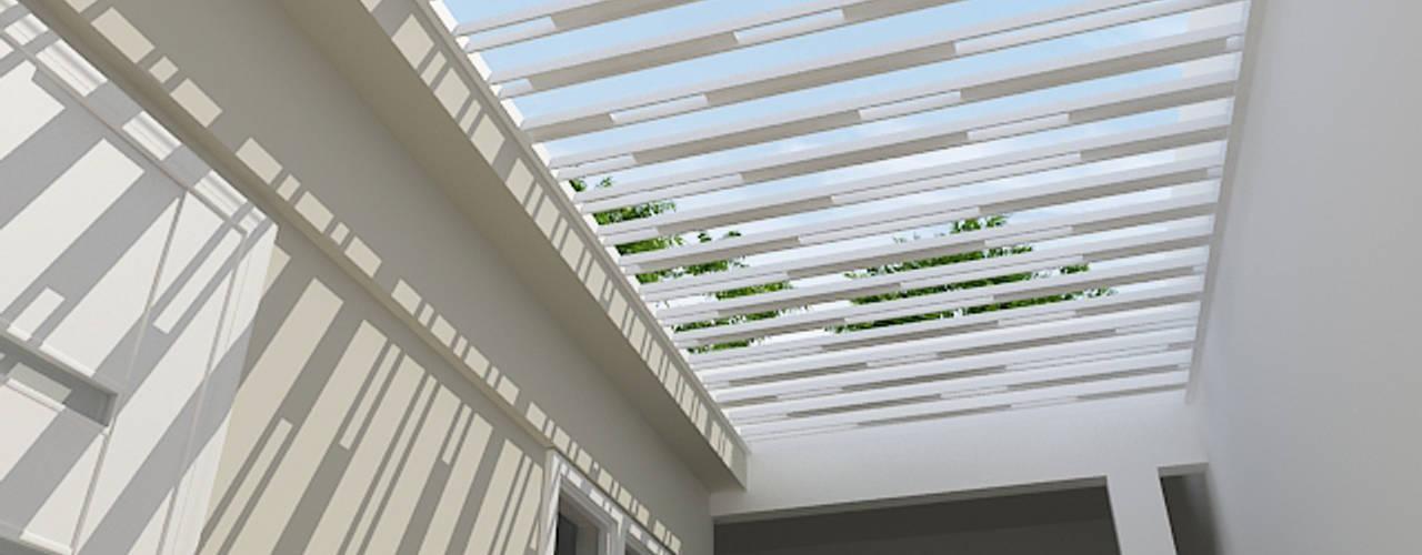 Casas de estilo  por Arte 5 Remodelaciones