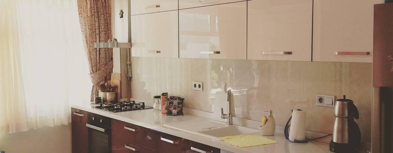 Modern kitchen by FG Mimarlık Modern