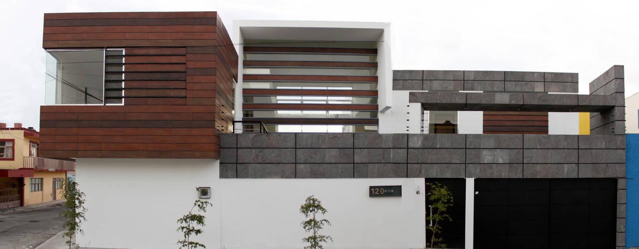 โดย Arquimia Arquitectos โมเดิร์น