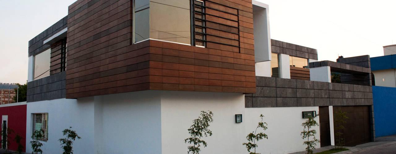 Casa J+S ARQUIMIA ARQUITECTOS Casas modernas de Arquimia Arquitectos Moderno