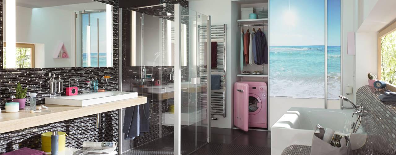 Casas de banho modernas por Elfa Deutschland GmbH Moderno