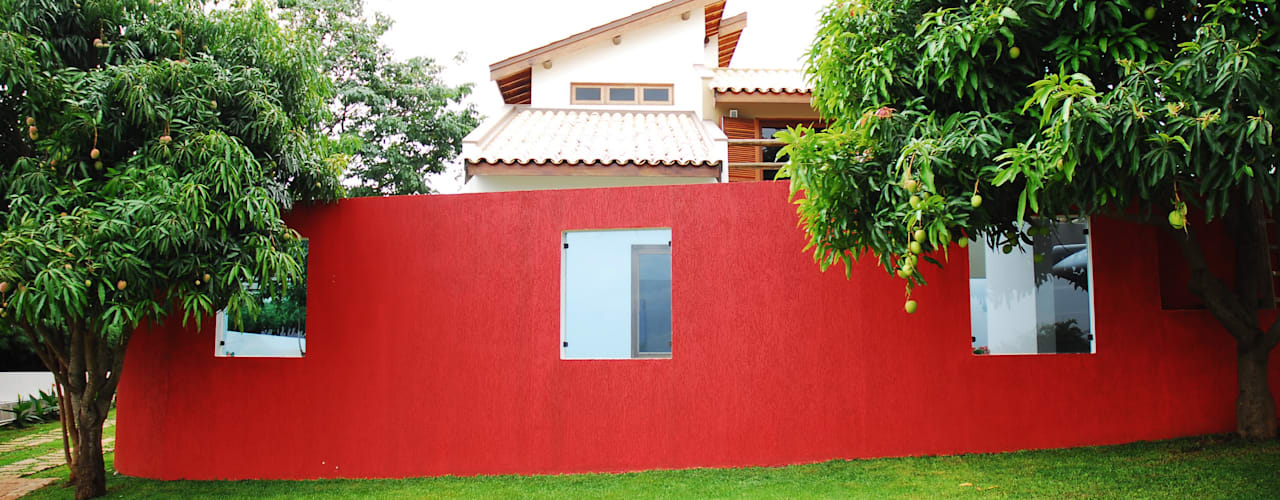 Rumah by Mônica Mellone Arquitetura