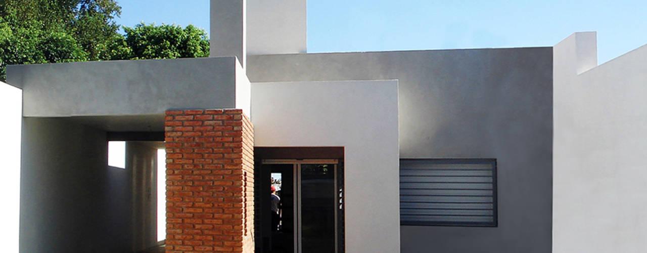 房子 by ELVARQUITECTOS