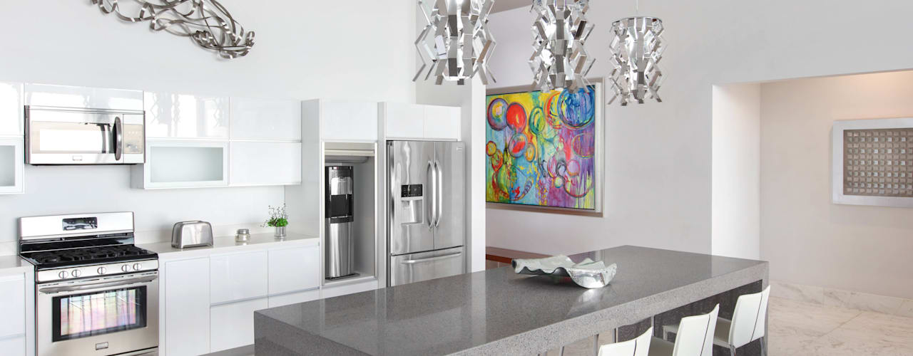Modern kitchen by Imativa Arquitectos Modern