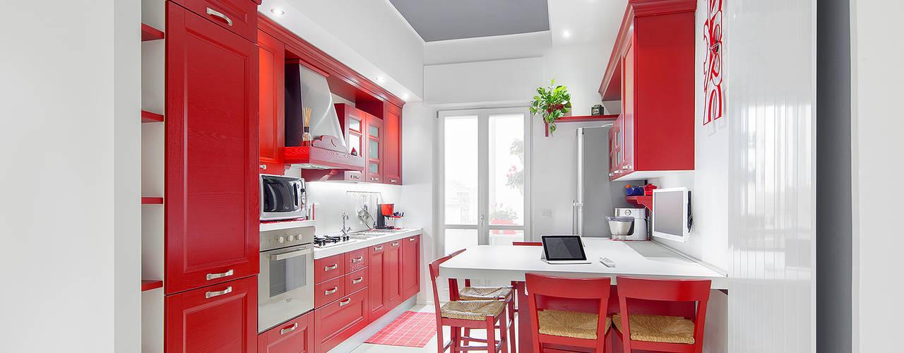 Dapur Modern Oleh Cstudio Architettura & Design Modern