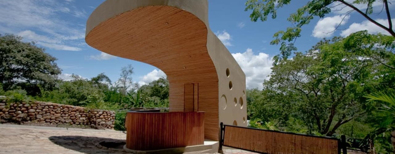 Projekty,  Domy zaprojektowane przez Kubik Lab, Nowoczesny