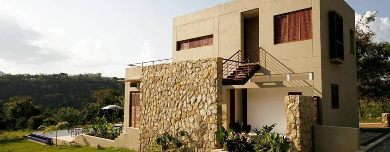 Kubik Aqua, Anapoima, Colombia Casas modernas de Kubik Lab Moderno