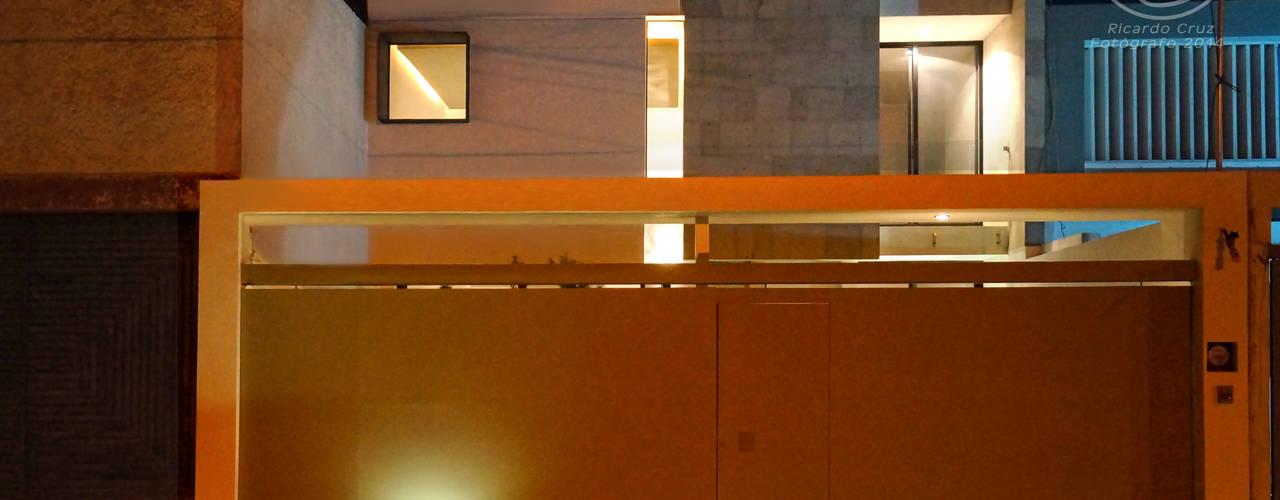 casa bdg15 Casas modernas de Alfagrama estudio Moderno