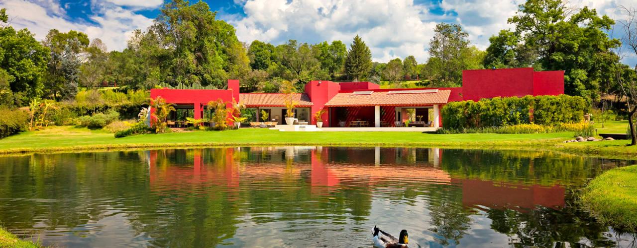 บ้านและที่อยู่อาศัย by Lopez Duplan Arquitectos