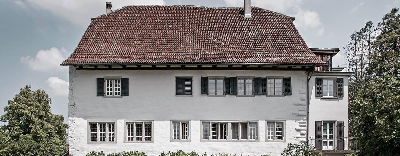 Maisons rustiques par meier architekten zürich Rustique