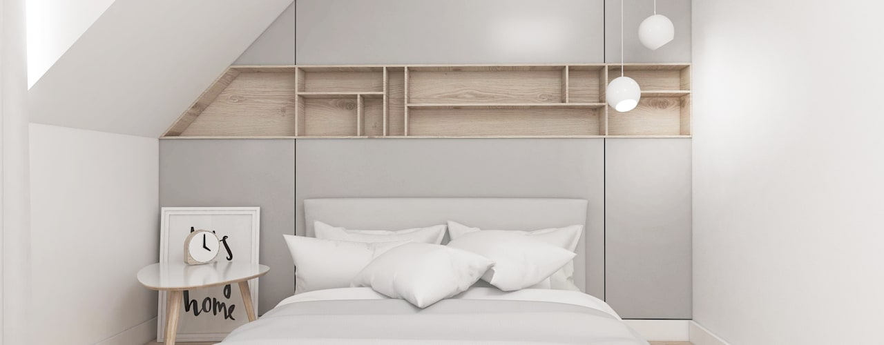7 geniale Stauraumlösungen für kleine Schlafzimmer