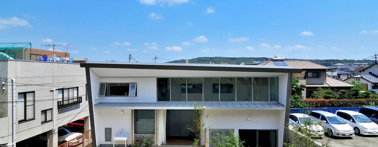 Patios & Decks by 株式会社長野聖二建築設計處