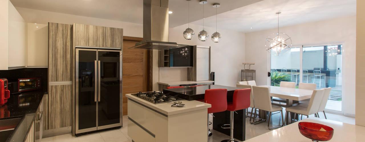 Casa CG Cocinas modernas de Grupo Arsciniest Moderno