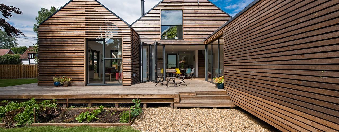 Projekty,  Okna zaprojektowane przez SUNFLEX Aluminiumsysteme GmbH