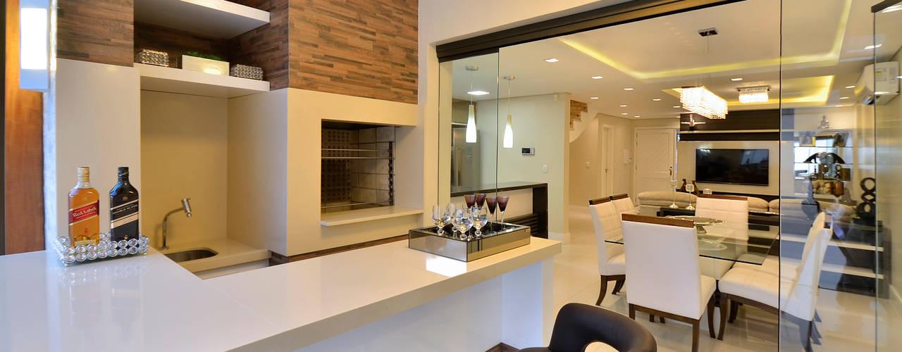 Cocinas de estilo rústico de Graça Brenner Arquitetura e Interiores Rústico