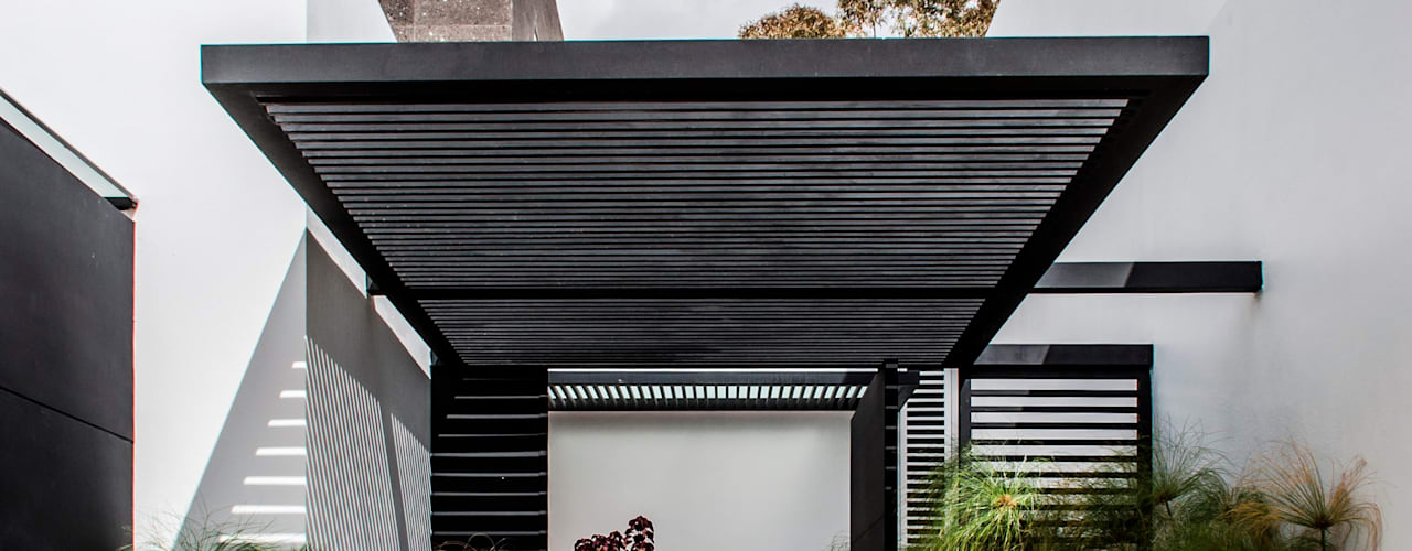 Front doors by BAG arquitectura, Modern