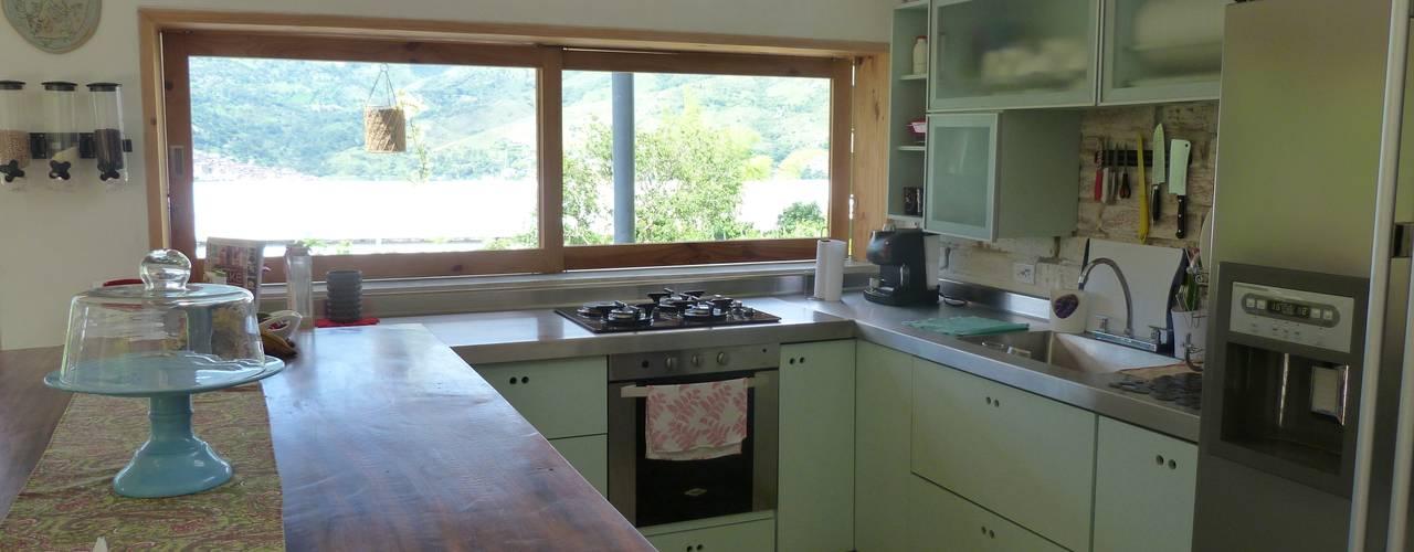 Cocinas de estilo  de interior137 arquitectos