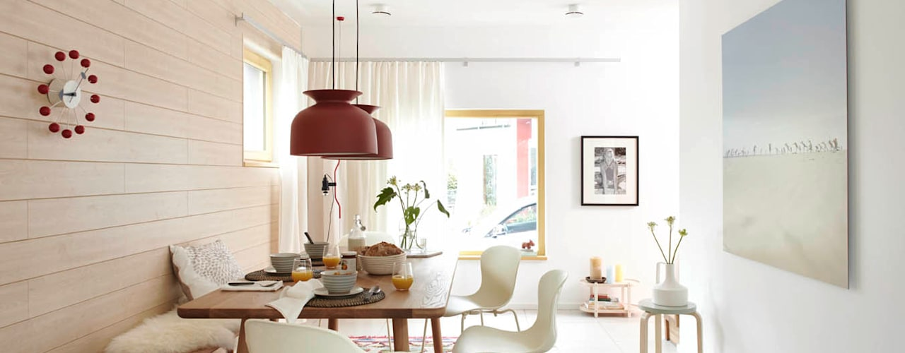 Salle à manger de style  par Burkhard Heß Interiordesign