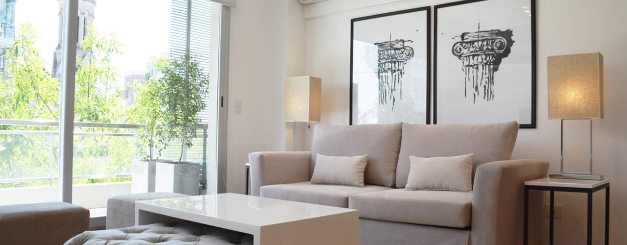 Diseño de interiores para transformar living comedor y otras áreas ...