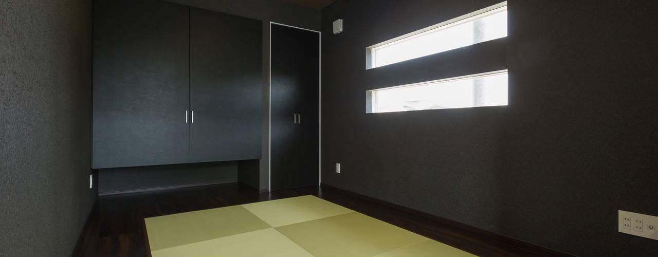 和室: i.u.建築企画が手掛けたです。