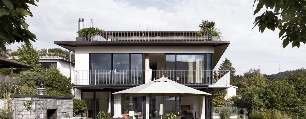 Многоквартирные дома в . Автор – meier architekten