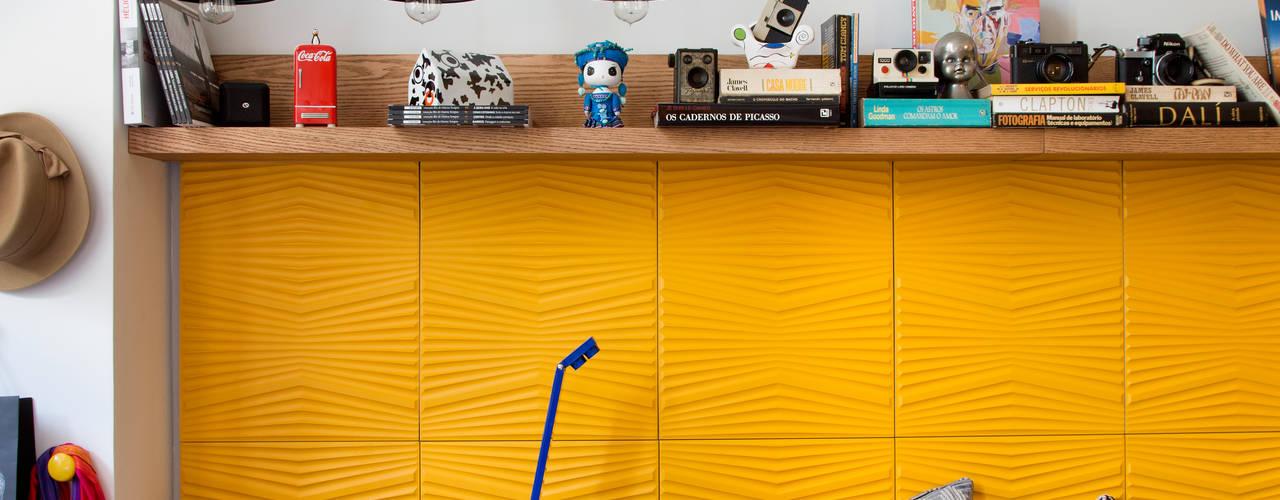 Emmilia Cardoso Designers Associados Dormitorios de estilo moderno
