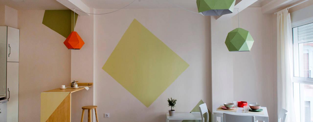 Livings de estilo moderno de Studio Transparente Moderno