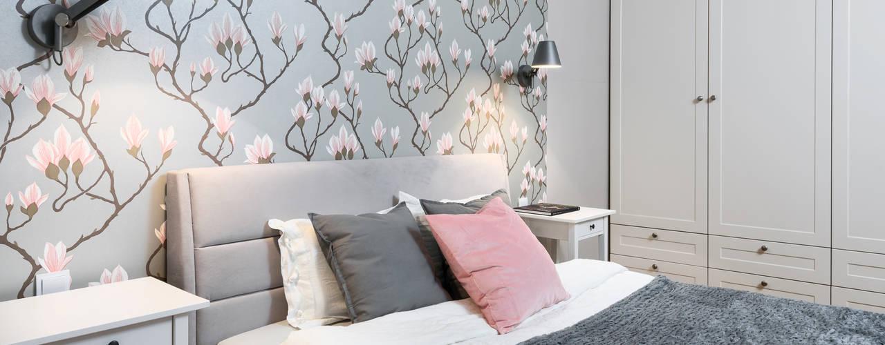 Mieszkanie Scandi: styl , w kategorii Sypialnia zaprojektowany przez Partner Design