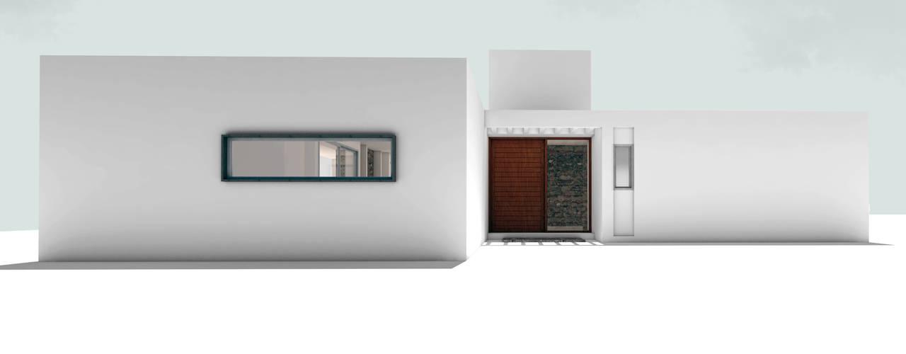 Дома в . Автор – 1.61 Arquitectos