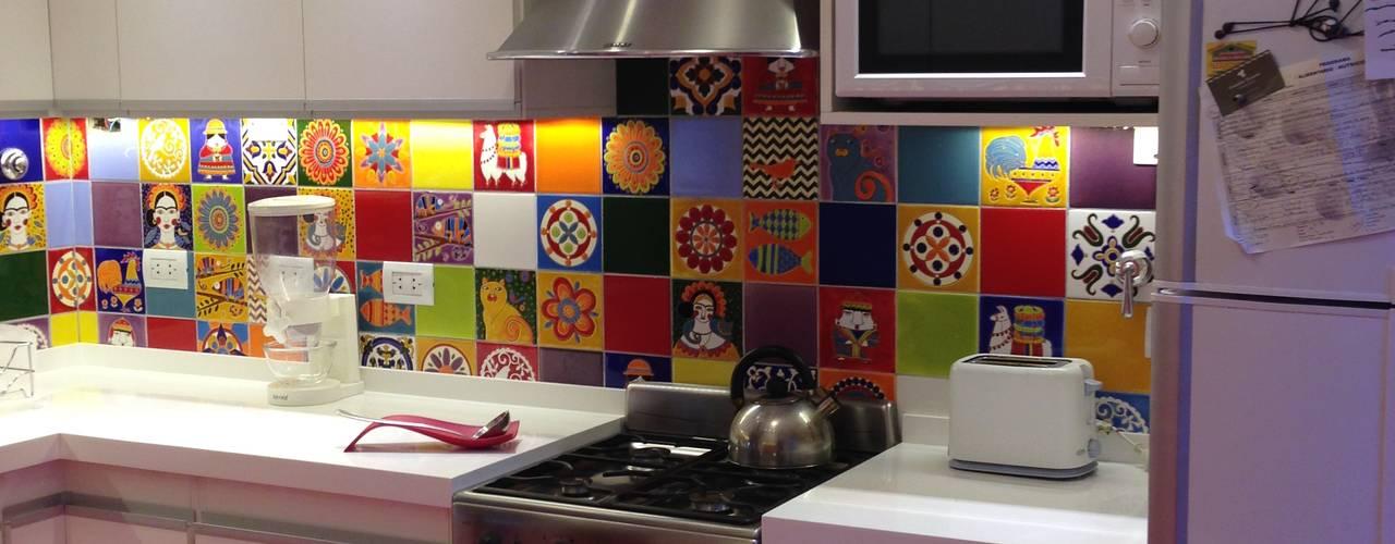 Cocinas de estilo  por Arquitecta Fernanda Isola