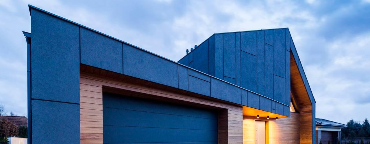 Huizen door BECZAK / BECZAK / ARCHITEKCI,