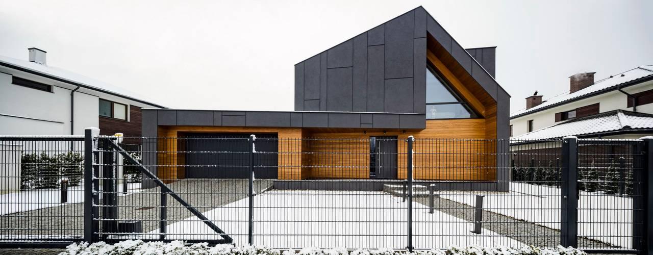 RYB house Nowoczesne domy od BECZAK / BECZAK / ARCHITEKCI Nowoczesny