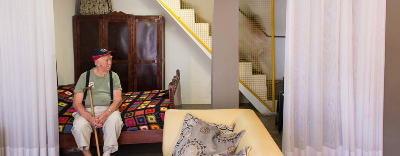 Salas de estilo  por MEIUS ARQUITETURA