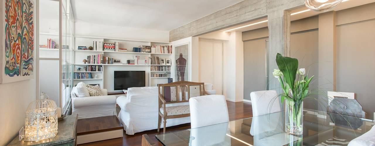 Salas de estilo  por Archifacturing