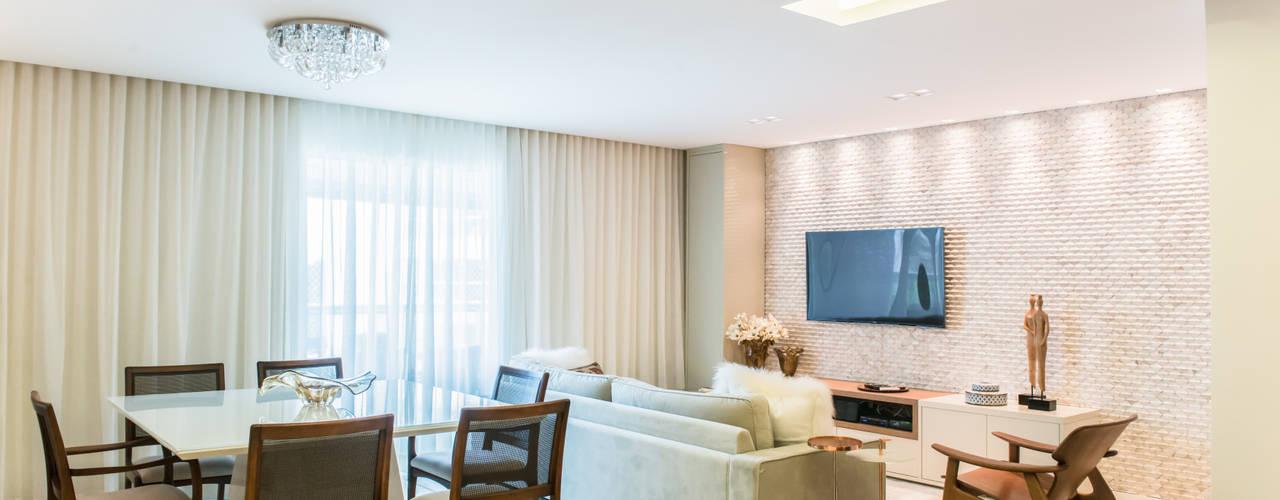 Moderne Esszimmer von Arina Araujo Arquitetura e Interiores Modern