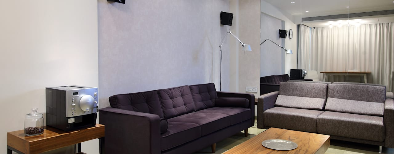 modern  oleh Nitido Interior design, Modern